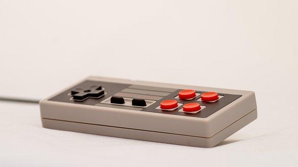 Game, Game Controller, Controller, Console, Play