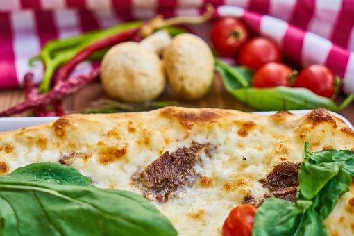 Pizza, Dough, Mushroom, Tomato, Delicious, Great