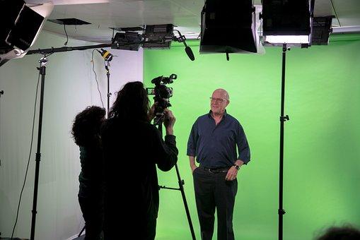 Film, Studio, Camera, Equipment, Video, Digital