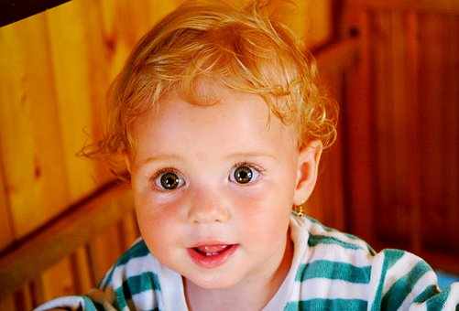 Child, Eyes, Portrait, Cute