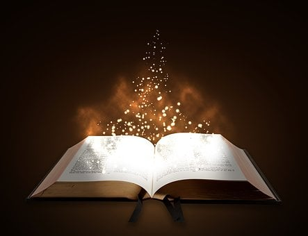 Jesus, God, Holy Spirit, Bible, Gospel, Book, Glow