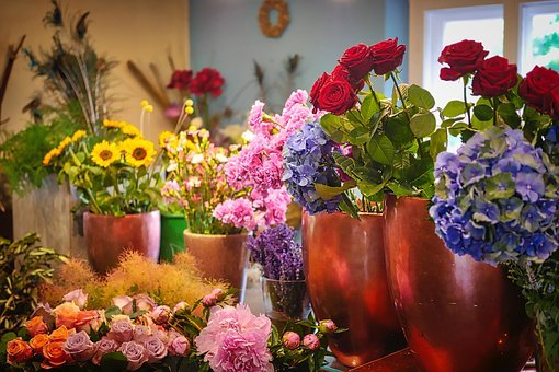 Flowers, Bouquet, Plant, Colorful, Nature, Give, Roses