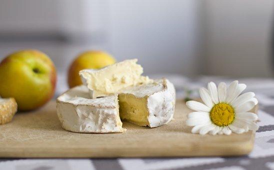 Cheese, Camembert, Nutrition, Fresh, Kitchen, Appetizer