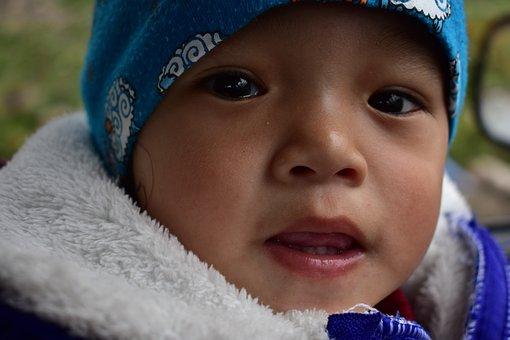 Smile, Indian, Portrait Photography, Pose, Child