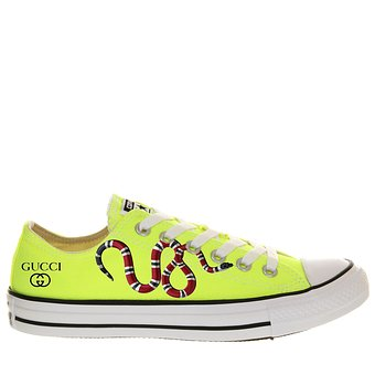 Gucci, Snack, Shoes, Converse, Print