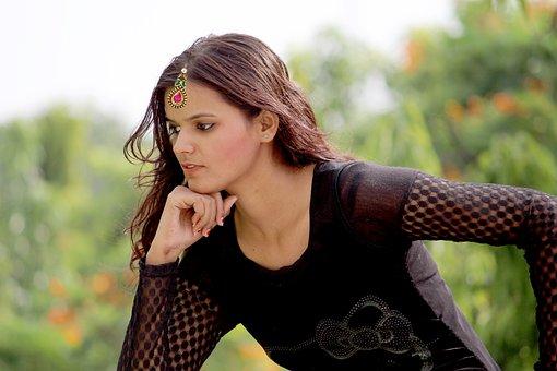 Happy Girl, Sonam Prajapati, Sonam, Model