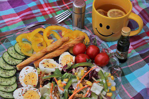 Colorful, Tasty, Breakfast, Delicious, Nutrition, Fresh
