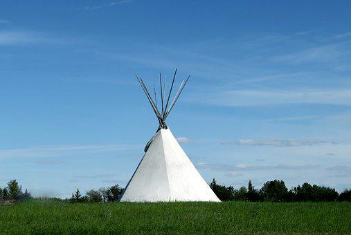 Teepee, Tent, Indigenous, Native American, Tipi, Native