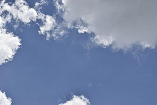 Cloud, Sky, Clouds, Light, Time