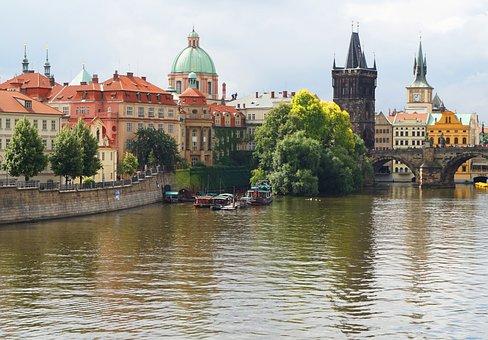 Prague, Czechia, Tourism, Travel, Architecture, City