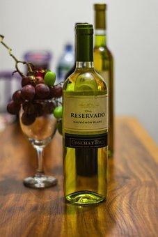 Wine, Cup, Grapes, Transparent, Glass, Celebrate