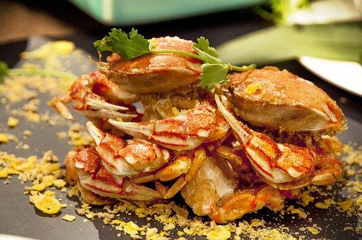 Typhoon Shelter, Dry Burn, Flower Crab