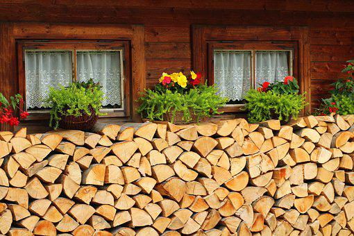 Wood, Tree, Decoration, House, The Window, Wooden