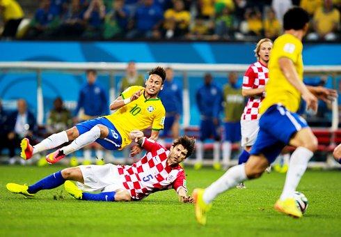 Fifa, World Cup, Football, Sport, Flag, Soccer, World