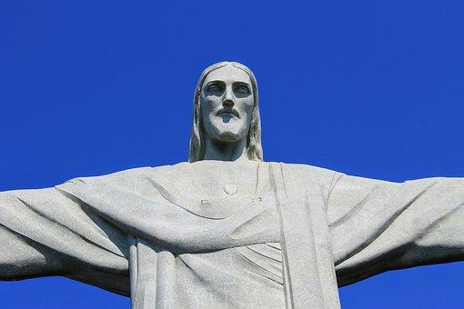 Christ, Christ The Redeemer, Brazil