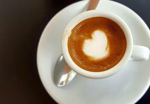 Salento, Coffee, Heart, Good, Food, Love, Caffeine