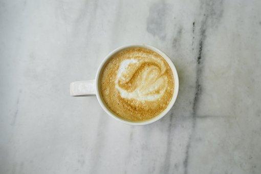 Coffee, Latte, Cup, Cappuccino, Espresso, Beverage