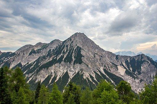 Mountain, Mittagskogel, Villach, Carinthia