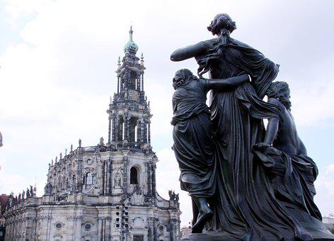 Germany, Monument, Architecture, Europe, History, City