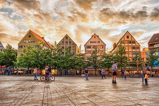 Houses, Famous Places, Travel, City, Town, Urban
