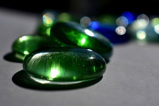Glass, Decor, Ornament, Brilliant, Decorative