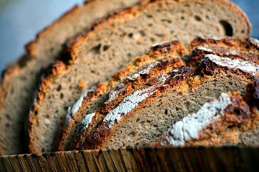 Bread, Farmer's Bread, Bread Slices, Eat, Food, Fresh