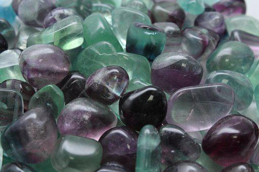 Fluorite, Ore, Gem, Decorate, Bless You, Stone