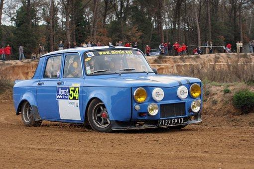 R8 Gordini, Historic Vehicles