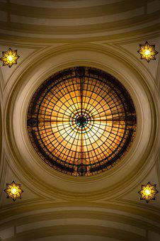 Ceiling, Decoration, Interior, Architecture, Design