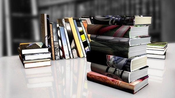 Book Stack, Books, Read, Literature, Book, Learn