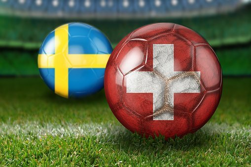 Round Of Last, World Cup 2018, Russia, Sweden