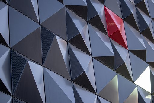 Metal, Architecture, Steel, Cube, Structure, Building