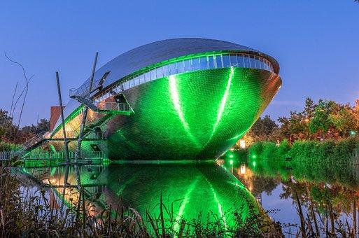 Bremen, Universe, Interactive, Science Exhibition