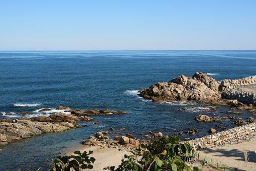 Naksansa, Rock The Beach, Beach, Yangyang-gun, Sea