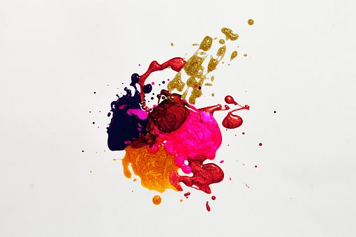 Paint, Abstract, Colorful, Painting, Creativity