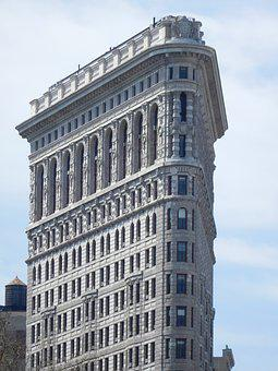 New York, Architecture, Building
