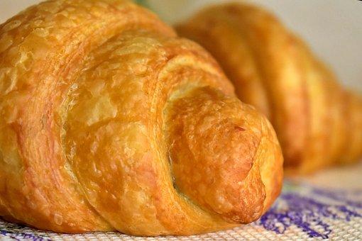 Croissant, Croissants, Food, Baking, Dessert, Nutrition