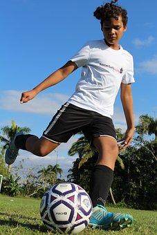 Soccer, Outdoor, Ball