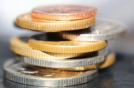Coins, Money, Financial, Currency, Finance, Bank, Coin