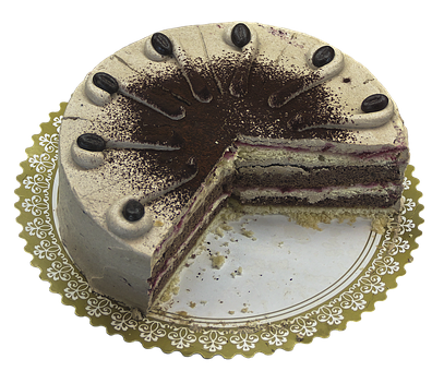 Birthday Cake, Cake, Pastries, Bake, Baked, Calories