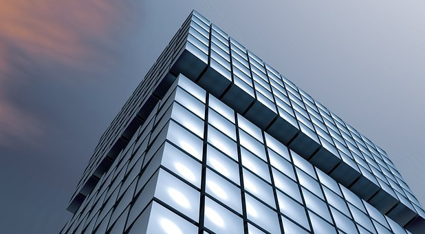 Cube, Cubes, Architecture, Abstract, Geometry, Sky