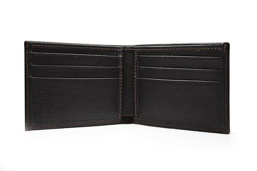 Wallet, Leather, Payment, Crocodile, Currency, Purse