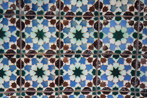 Azulejo, Pattern, Tile, Abstract, Background, Design