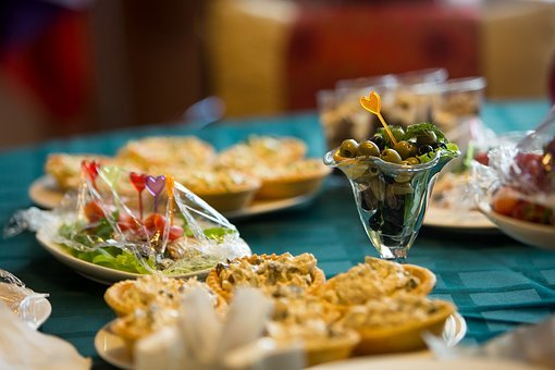 Food, Appetizer, Banquet, Feeding, Fresh, Diet