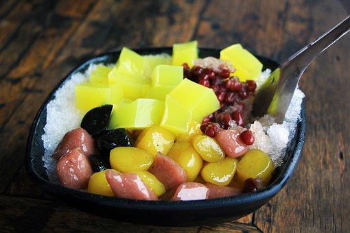Food, Eat, Ice, Cold Treat, Dessert