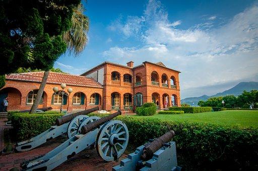 Fort San Domingo, Artillery Station, Landscape