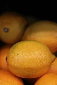 Lemon, Yellow, Fruit, Fresh, Sour, Food, Citrus