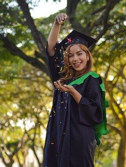 Graduation, University, Graduate, Achievement