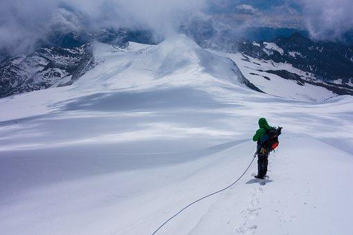 Mountain, Austria, Alps, Snow, Mountains, Landscape