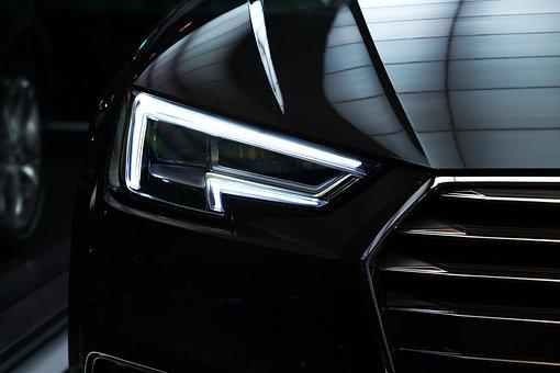 Audi, Auto, Vehicle, Automotive, Shadow, Sport, Luxury